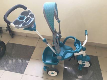 Perfect Fit 4-in-1 Tricycle