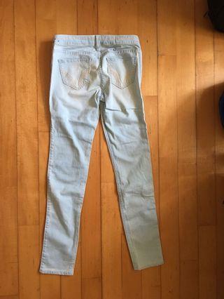 Hollister jeans 牛仔褲