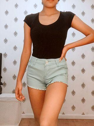 Summer tosca hotpants (jeans)