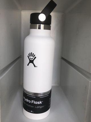 Hydro flask-21 Oz - white - 621ML-Col-110