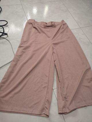 🚚 Pink Culottes