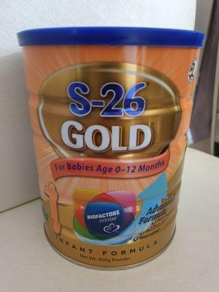 🚚 S26 Gold Formula