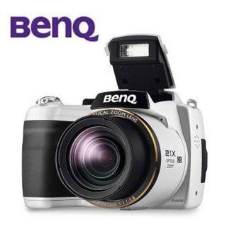 『ღIAsa 愛莎ღ手作雜貨』二手.9成新BenQ GH600 數位相機 公司貨 紳士白 GH600