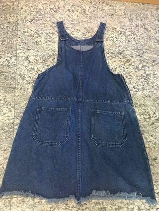 💕BN Denim Pinafore💕