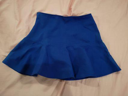 🆕 Blue Skirt