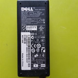 🚚 Dell 65W AC/DC power adapter