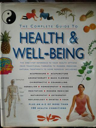 THE COMPLETE GUIDE TO HEALTH & WELL-BEING