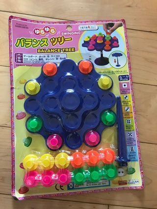 Board Game Balance Tree