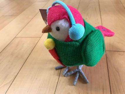 Robin toy