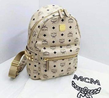100% Authentic MCM Backpack