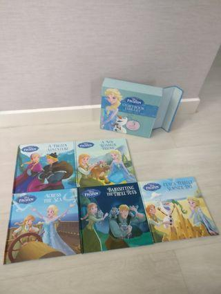 Frozen storybook library