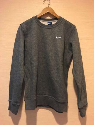 Nike Pullover Sweater In Grey