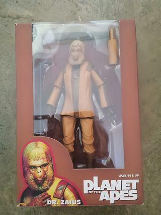Planet of the apes Dr .zaius
