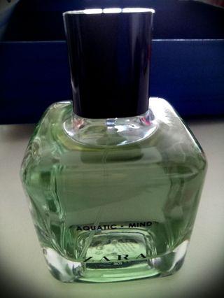 🚚 Zara Aquatic Mind 100ml EDT Men Cologne Fragrance