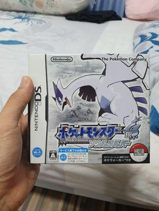 🚚 Pokemon Soul Silver Japanese(Imported from Japan)