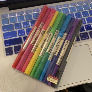 🚚 無印良品10色筆