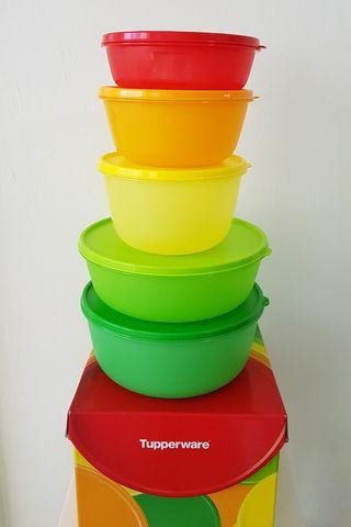 Tupperware Containers Gift box
