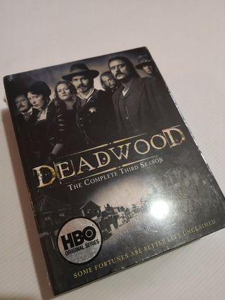 #MGAG101 Deadwood - Complete 3rd Season