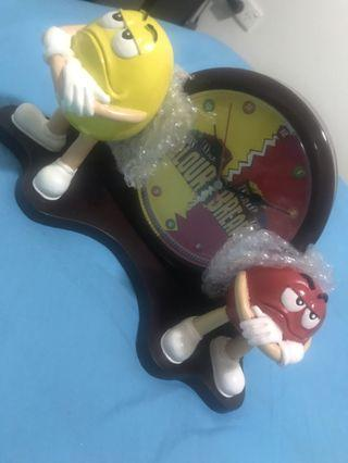 MMs Collectable Clock