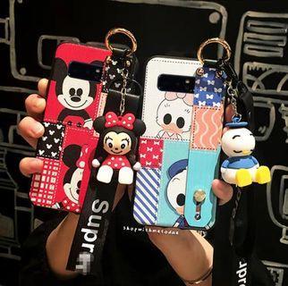 Minnie Donald Duck Redmi / Oppo / Samsung / Huawei casing