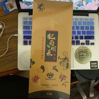 🚚 枸菊明采茶包30入組