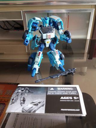 Hasbro Transformers Generations Blurr