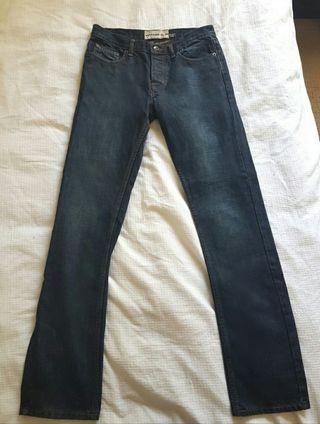 Skinny Denim Jeans Topman