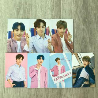 wts seventeen caratland trading cards 2019