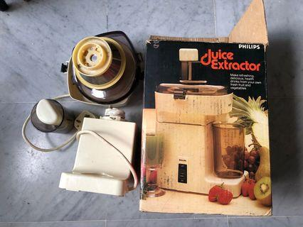 Philips Juice Extractor HR 2430