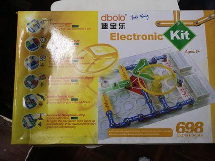 Electronic kits for kids