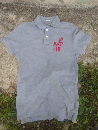 Abercrombie and Fitch collar shirt