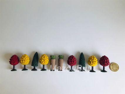 🚚 🦕Safari Ltd. 🌳植物模型(一套10件,10 pcs a pack)