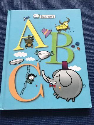 🚚 Basher's Abc book