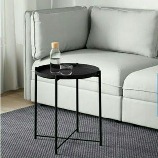 Free Delivery - OKURA White Tray Side / Coffee / Dessert Table Home Living Office Furniture