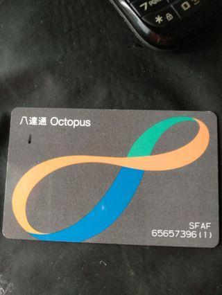 KARTU OCTOPUS HONGKONG