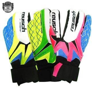 Reusch Football Goalkeeper Soccer Ball Goalie Gloves