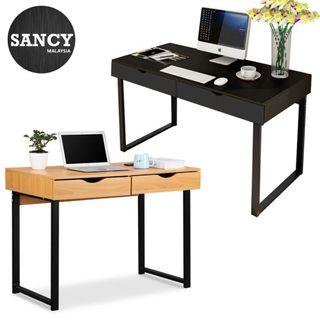 Free Delivery - Sancy Simple Modern Computer Desk Study Table Home Office Table With Drawer