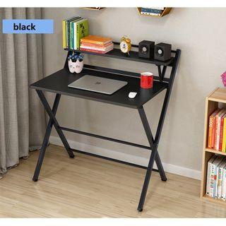 Free Delivery - Multiple Use Adjustable Laptop Table Stand Portable Standing Bed Desk Foldable