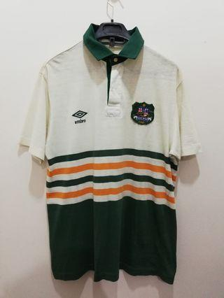 Vtg Wallabies Australia Rugby Shirt by Umbro