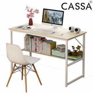 Free Delivery - Cassa Simple Computer Desk PC Laptop Table