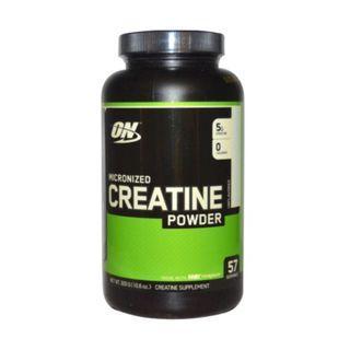 Optimum Nutrition Micronized Creatine Powder Unflavored 10.6 oz (300 g)