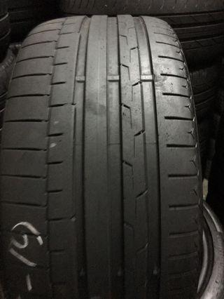 245/35/19 Continental Sportcontact 6