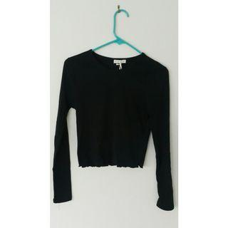 Cotton On Crop Long Sleeve