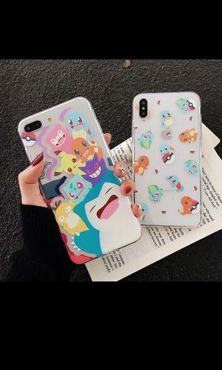 Po Pokemon phone case