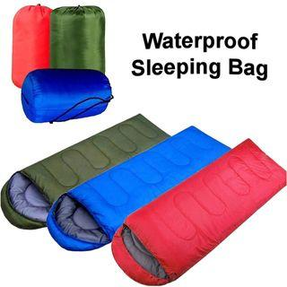 Free Delivery - Outdoor Portable & Water Resistant Sleeping Bag