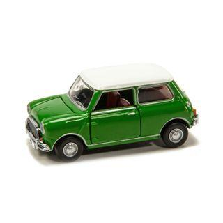 Tiny 城市 合金車仔 – 1/50 Mini Cooper Pantone Mk 1 364C #21