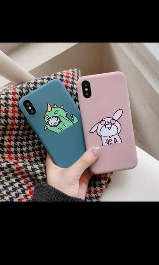 Po cute couple phone case