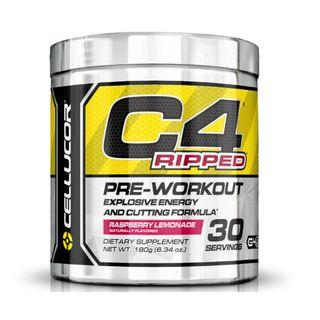 Cellucor C4 Ripped Pre-workout and Cutting Formula