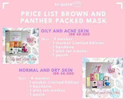 MASKER FAVORIT BEAUTY BLOGGER