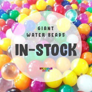 Giant waterbeads / water baby